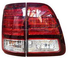 Альтернативная и доп. оптика (Фары, фонари, противотуманки) Toyota LC 100