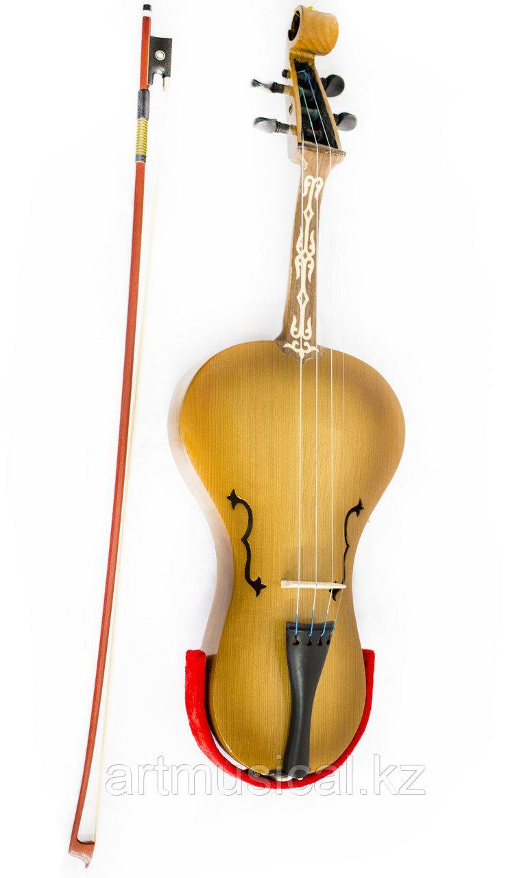 Скрипичный прима қобыз