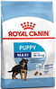 Royal Canin Maxi Puppy сухой корм для щенков крупных пород от 2-х до 15 месяцев