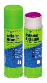 "Клей-карандаш SILWERHOF ""Indikator"" 15 гр"