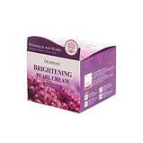Brightening Pearl Cream [Deoproce]Увлажняющий крем с жемчугом для сияния кожи, 100гр, фото 3