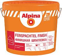 Шпатлевка белая (Альпина ЭКСПЕРТ Файншпахтель Финиш) 25 кг