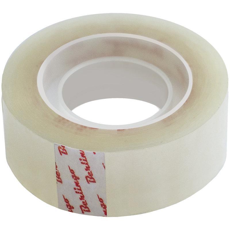 Клейкая лента BERLINGO 19 мм х 10 м, прозрачная