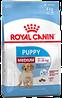 Сухой корм для щенков средних пород от 2-х до 12 месяцев Royal Canin Medium Puppy