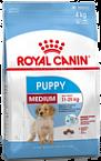 Royal Canin Medium Puppy сухой корм для щенков средних пород от 2-х до 12 месяцев