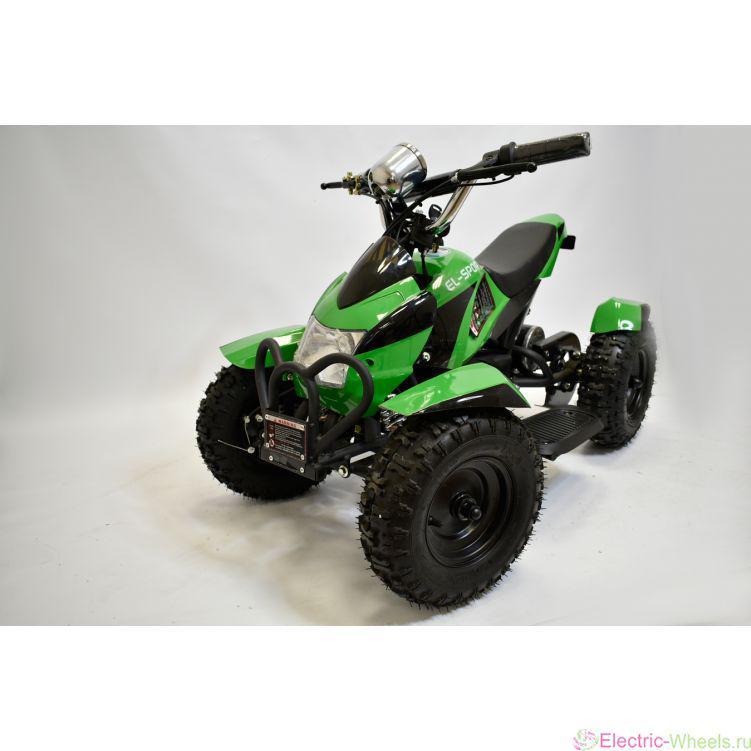 Электроквадроцикл для детей EL-Sport Junior ATV 500W 36V/12Ah