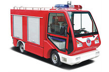 Пожарная машина закрытого типа EG6020F