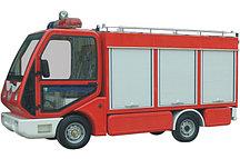 Пожарная машина грузоподъемностью 1500 кг EG6030F