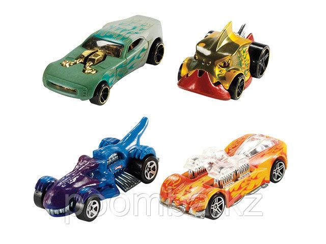 Машинки Серия COLOR SHIFTERS в ассортименте Hot Wheels