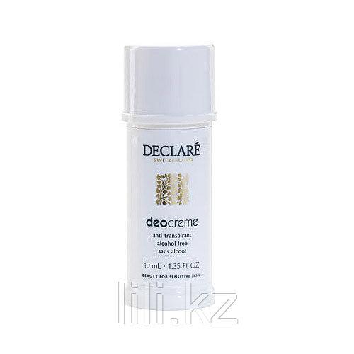 Крем - дезодорант – антиперспирант DECLARE Deo Cream 40 мл.