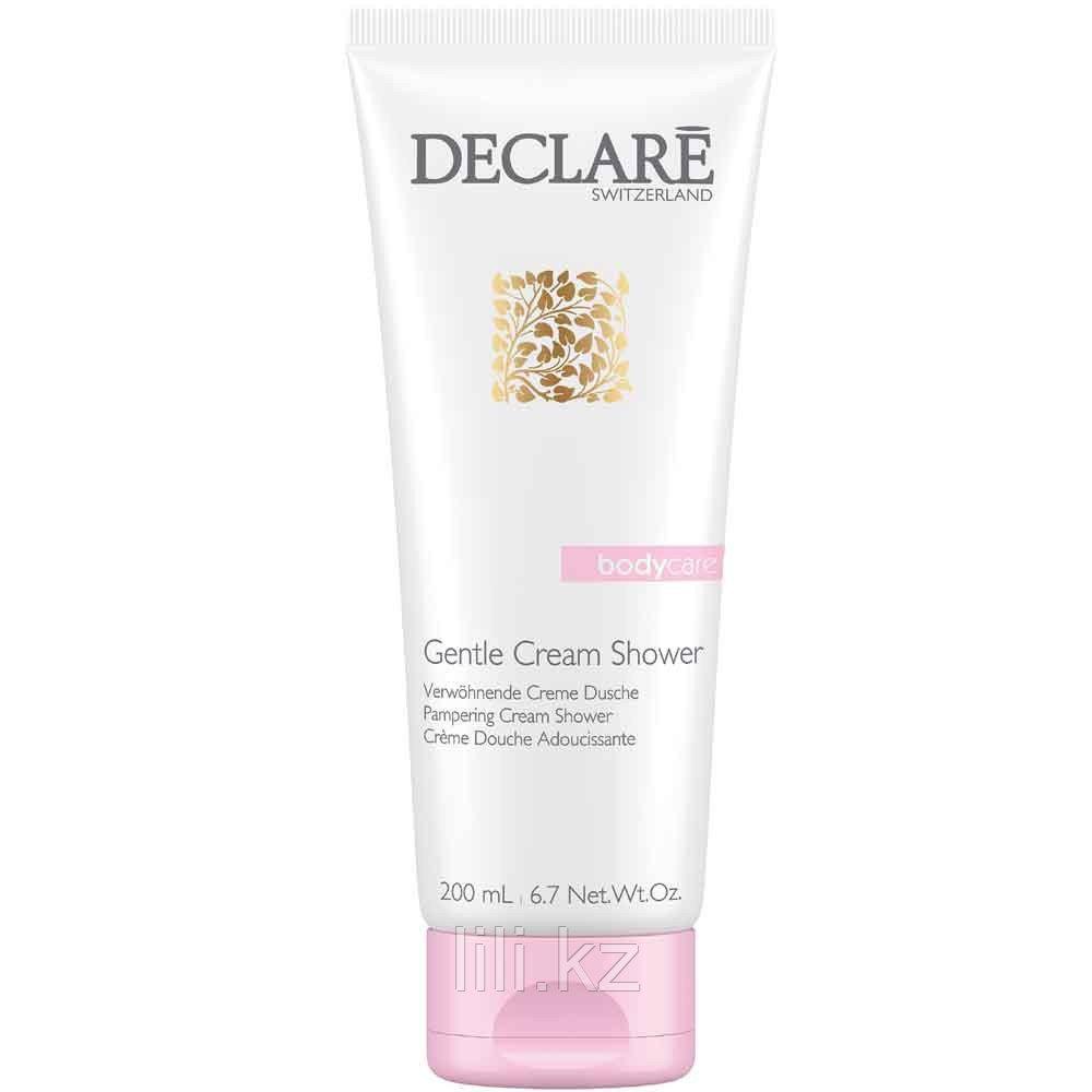 Деликатный крем-гель для душа Gentle Cream Shower 200 мл.