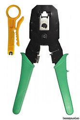 Инструмент для обжима коннекторов RJ45, RJ11