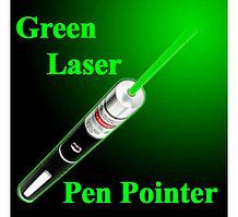 Указка лазерная Green Laser Pointer