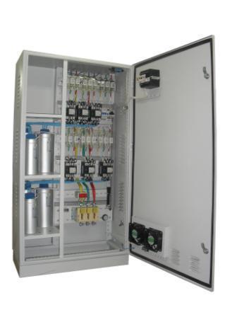 Нерегулируемые конденсаторные установки УКМ 0,4