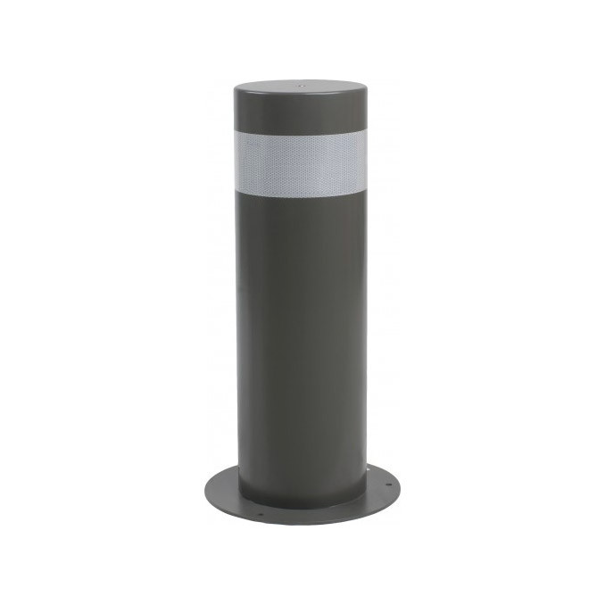 Боллард (фиксированный столб) BFT SCUDO F 273/800 -10 К4  бетонируемый тип 1 с чугунным фланцем