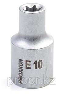"23380 Proxxon Головка для внешней звездочки ТХ на 1/2"", E 10"