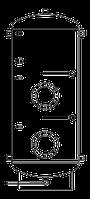 Бак ВТП-2, 1000 л, промышленный