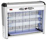 Уничтожитель летающих насекомых ультрафиолетовый PEST KILLER 20watt, фото 4