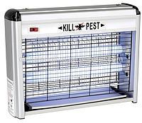 Уничтожитель летающих насекомых ультрафиолетовый PEST KILLER 20watt - фото 4