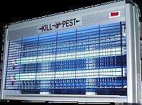 Уничтожитель летающих насекомых ультрафиолетовый PEST KILLER 20watt - фото 5