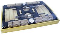 9586 FISSMAN Набор для суши 10 пр. на 2 персоны в деревянной коробке (керамика, бамбук, дерево)