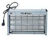 Ультрафиолетовая ловушка для насекомых Pest killer machine 30W, фото 3