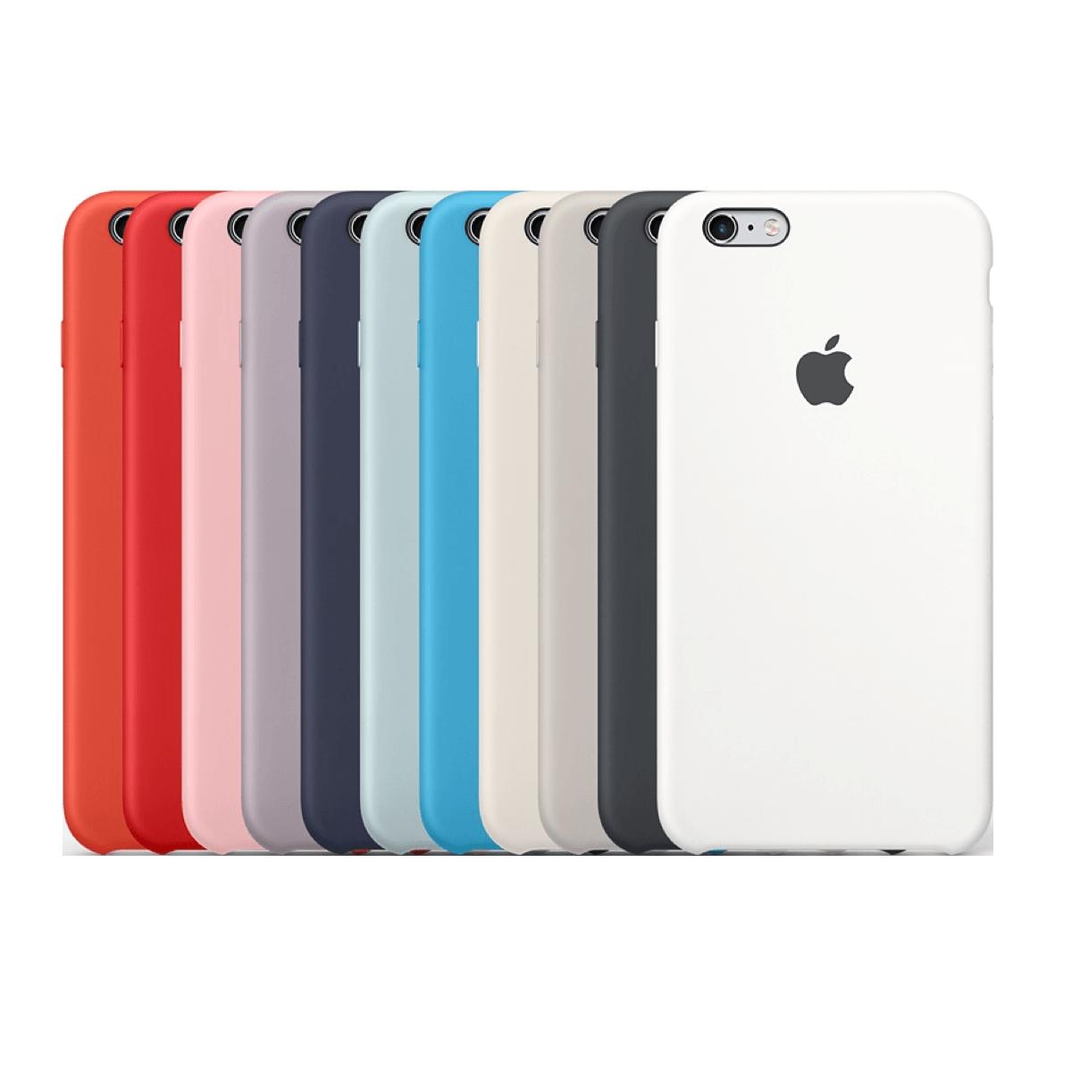 Чехол силиконовый Apple Store, Silicone Case, Apple iPhone 6, iPhone 6S