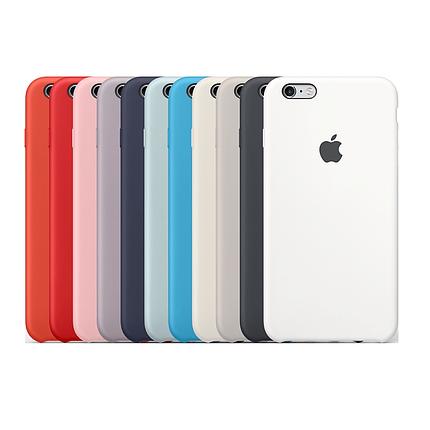 Чехол силиконовый Apple Store, Silicone Case, Apple iPhone 6, iPhone 6S, фото 2
