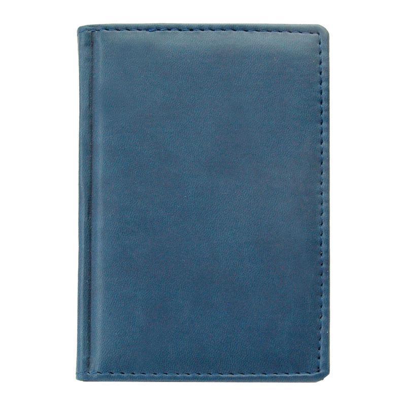 """Ежедневник INDEX """"NATURE"""" А5, недатированный, 336 страниц, синий"""