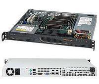 Сервер Supermicro Rack 1U CSE-512F-350/X11SSl-F