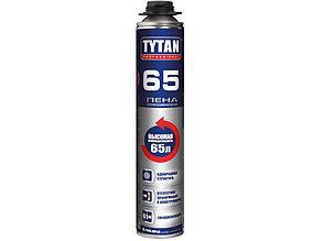 Пена монтажная профи 65 л TYTAN