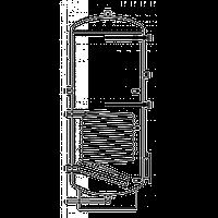 Бак ВТП-4, 2000 л, промышленный, фото 1