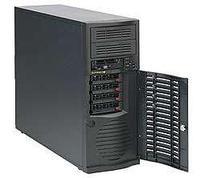 Сервер Supermicro CSE-733T-500/X11SSl-F/