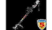 Триммер электрический (электрокоса), ЗУБР ЗКРЭ-38-1200, с верх. двигателем, ш/с фреза 255 мм, леска 380 мм,