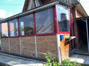 Мягкие окна для Веранды (Коридора)