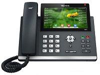 Корпоративный телефон нового поколения SIP-T48G от Yealink