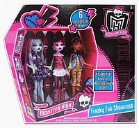 Кейс Monster High Freaky Fab showcase