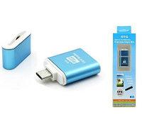 Картридер OTG  Micro (Tf) на Micro USB , фото 1