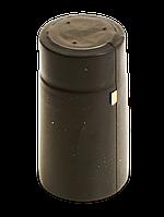 Колпачек термоусадочный черный 30,5*60 - 1шт
