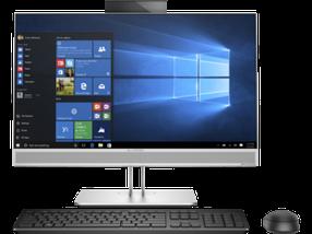 Моноблок HP 1KA98EA EliteOne 800G3 GPU AiO_S