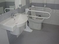 Поручни для инвалидов в санузел