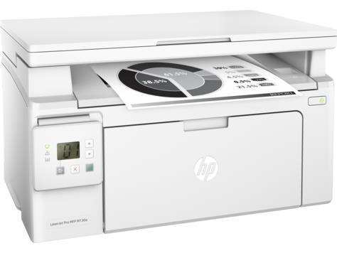 Монохромный Лазерный Принтер/Сканер/Копир/МФУ HP G3Q58A LJ Pro MFP M130nw (МФП)