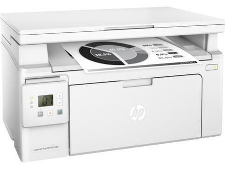 Монохромный Лазерный Принтер/Сканер/Копир/МФУ HP G3Q58A LJ Pro MFP M130nw (МФП), фото 2