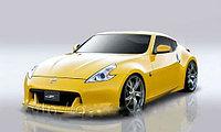 Обвес JP (оригинал) на Nissan 370Z