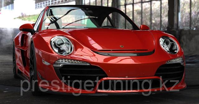 Обвес Anibal на Porsche 911 (997)