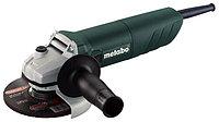 Угловая шлифовальная машина Metabo W1080, 1080 вт, 125мм, в коробке