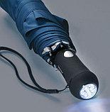 Зонты складные с фонариком, фото 2