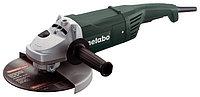 Угловая шлифмашина Metabo W 2000, 2000вт,230мм