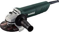 Угловая шлифовальная машина Metabo W 820-125, 820вт,125 мм
