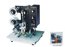 Полуавтоматический контактный термопринтер HP-241С с красящей лентой